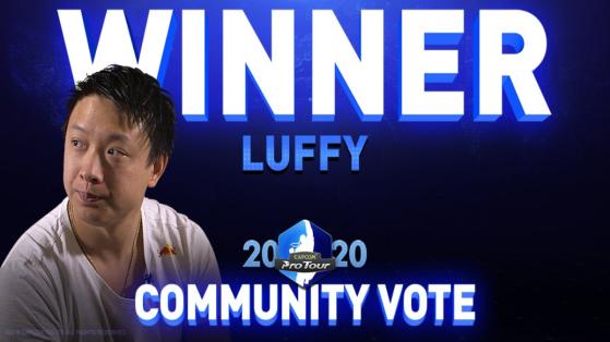 Luffy est officiellement qualifié pour la Capcom Cup