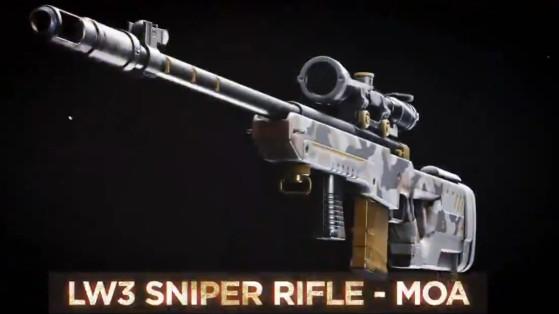 Comment gagner le plan d'arme LW3 du mode zombie sur PS4 et PS5 ?