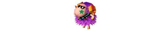 Moumoute - Animal Crossing New Horizons
