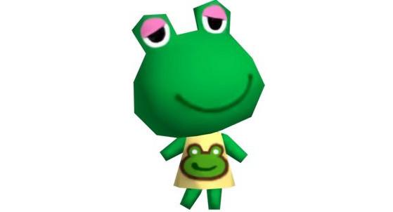 Emeraude - Animal Crossing New Horizons