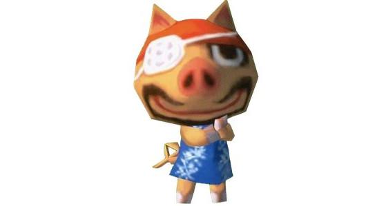 Xavier - Animal Crossing New Horizons