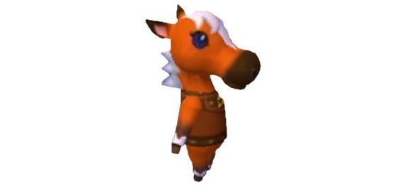 Epona - Animal Crossing New Horizons