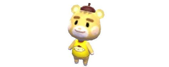 Marty - Animal Crossing New Horizons