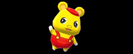 Glutin - Animal Crossing New Horizons