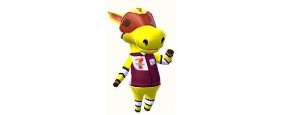 Palomina - Animal Crossing New Horizons