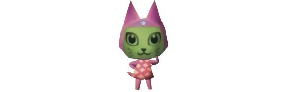 Meow - Animal Crossing New Horizons