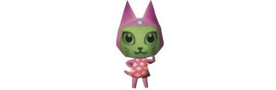Meow - Animal Crossing New Horizons