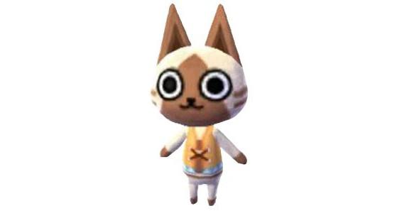 Felyne - Animal Crossing New Horizons