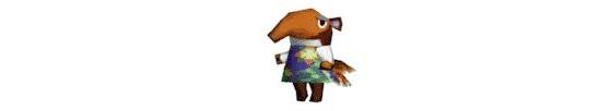 Tamara - Animal Crossing New Horizons
