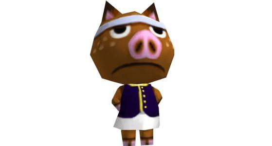 Jambo - Animal Crossing New Horizons