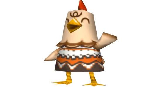 Betty - Animal Crossing New Horizons