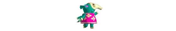 Zoe - Animal Crossing New Horizons