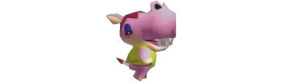 Kurara - Animal Crossing New Horizons