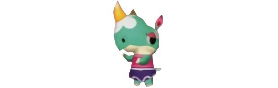 Pétunia - Animal Crossing New Horizons