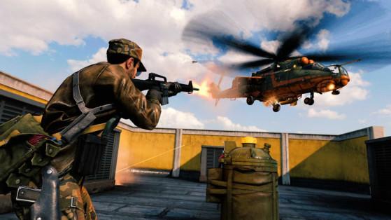 Mise à jour du 7 janvier de Black Ops Cold War, patch note Warzone