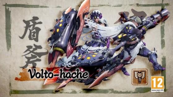 Volto-hache Monster Hunter Rise, tutoriel, guide commandes, combos