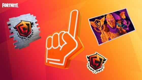 Fortnite FNCS saison 5 : Twitch drops et streams officiels