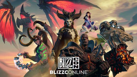 BlizzConline 2021 du 19 & 20 février : détails & programme