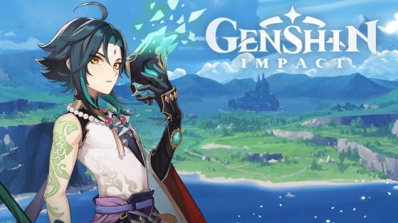 Genshin Impact : build Xiao, armes et sets d'artefacts