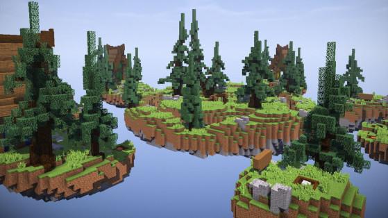 Minecraft : Guide du mod Bed Wars