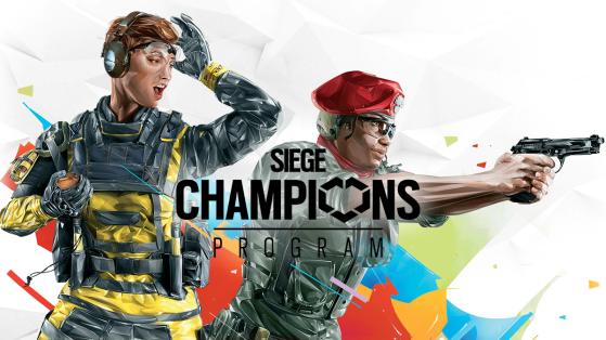 Rainbow Six Siege : Ubisoft lance le Siege Champions Program