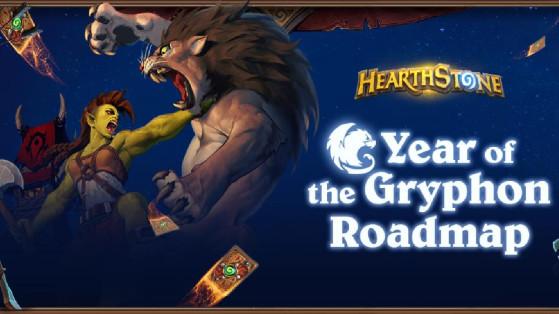 Hearthstone : Résumé des annonces de la BlizzCon pour l'Année du Griffon