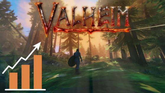 Valheim dépasse les 500 000 joueurs en simultané sur Steam !