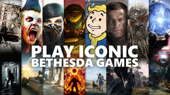 20 jeux Bethesda sur le Xbox Game Pass de Microsoft