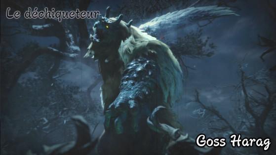 Goss Harag Monster Hunter Rise : Comment le battre, guide et astuces