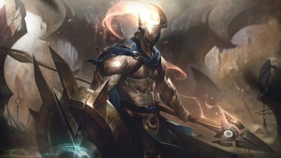 Pantheon Mid : build, runes - Guide Wild Rift LoL