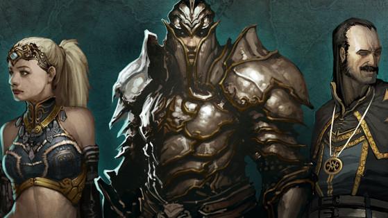 Diablo 3 : Date de démarrage de la Saison 23 & aperçu Saison des Disciples de Sanctuaire