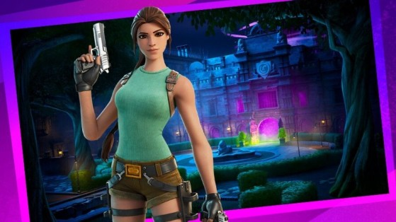Fortnite : accéder au Manoir Croft et obtenir les codes redeem