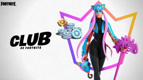 Club de Fortnite : découvrez Alli, le nouveau skin exclusif d'Avril