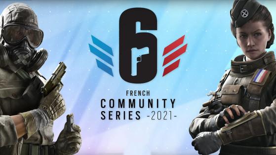 Esport - Rainbow Six Siege : Ubisoft France annonce les 6 French Community Series