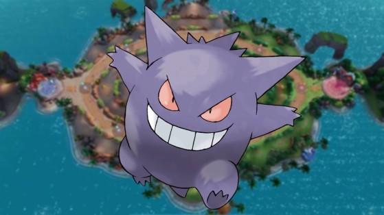 Ectoplasma Pokémon Unite : build, attaques et comment le jouer