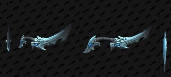 Dague de Sylvanas - World of Warcraft