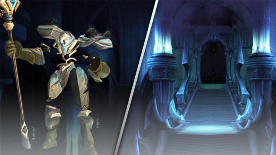 WoW Shadowlands : Gardien des Fondateurs, Boss Sanctum de la domination