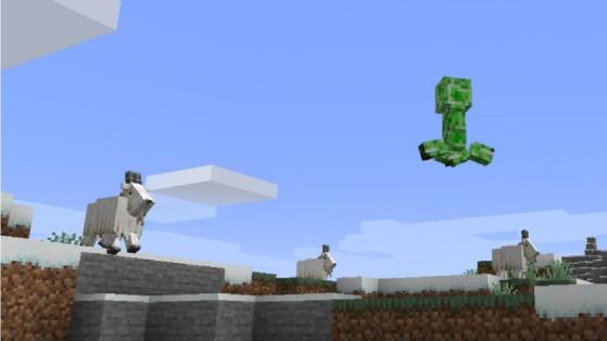 La snapshot 21w15a de Minecraft retire de nombreux changements qui sortiront cet hiver