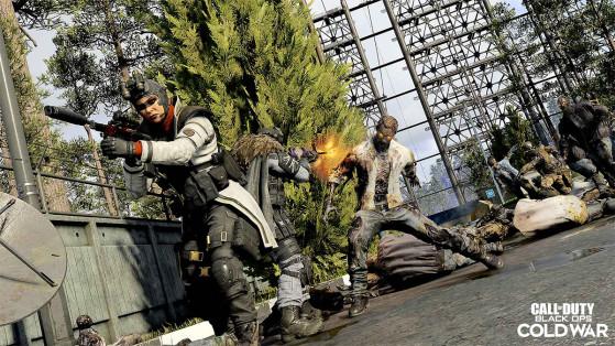 Black Ops Cold War, saison 3 : les nouveautés du mode zombie