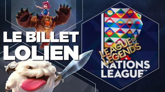 À quand une coupe des nations sur League of Legends ?