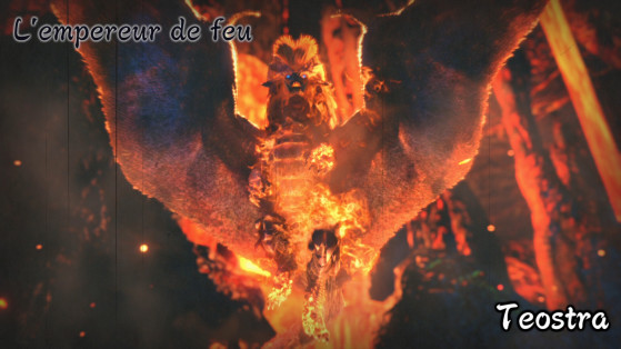 Teostra Monster Hunter Rise : Comment le battre, guide et astuces