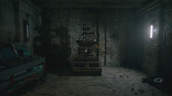 Labyrinthe Heisenberg Resident Evil Village : Comment le terminer ?