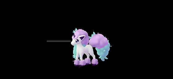 Ponyta de Galar - Pokemon GO