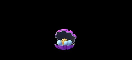 Coquiperl shiny - Pokemon GO