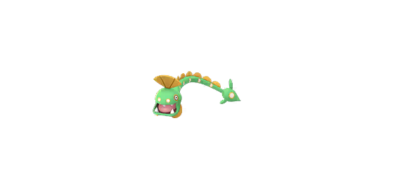 Serpang shiny - Pokemon GO