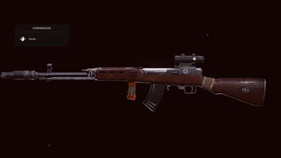 Quelle est la meilleure classe pour le Type 63 sur Warzone ?