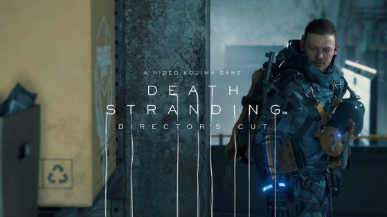 Death Stranding Director's Cut pourraît être exclusif sur PS5