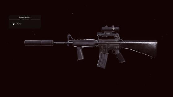 Quelle est la meilleure classe pour le M16 sur Warzone ?