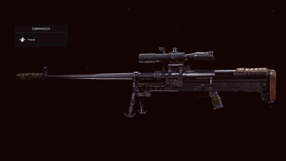 Quelle est la meilleure classe pour le ZRG 20mm sur Warzone ?
