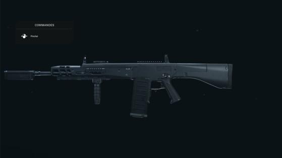 Quelle est la meilleure classe pour le JAK-12 sur Warzone ?